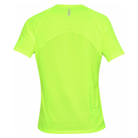 Under Armour Qualifier T-shirt Yellow