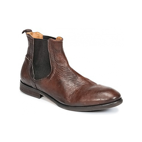 Hudson WATCHLEY men's Mid Boots in Brown Hudson London