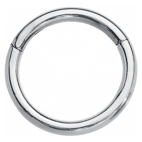 Wildcat Segment Ring With Hinge Ring silver coloured