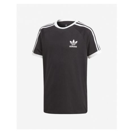 adidas Originals 3 Stripes Kids T-shirt Black