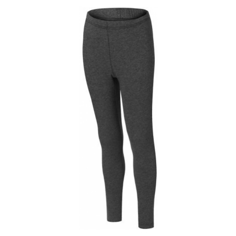 Lewro KARLA gray - Girls' insulated tights