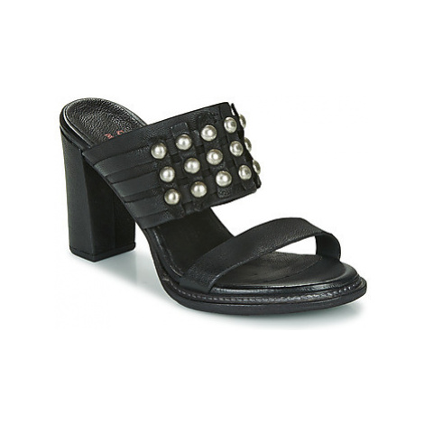 Airstep / A.S.98 BASILE women's Sandals in Black