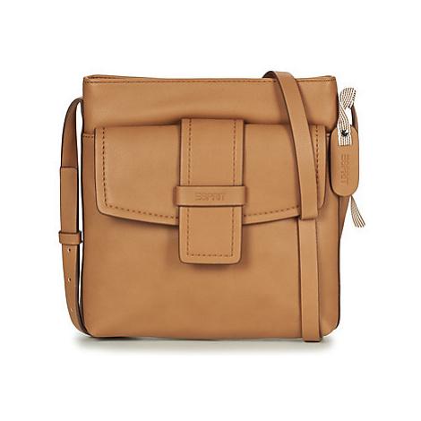 Esprit MARCIE SMALL SHOULDER BAG women's Shoulder Bag in Brown