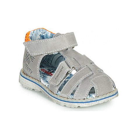 Catimini SYCOMORE boys's Children's Sandals in Grey