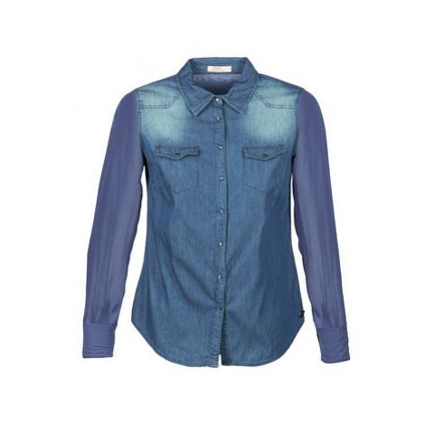 DDP ITEA women's Shirt in Blue