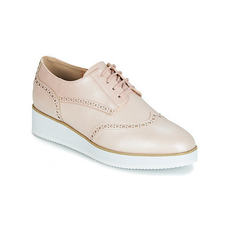 Moony Mood INDO women's Casual Shoes in Pink