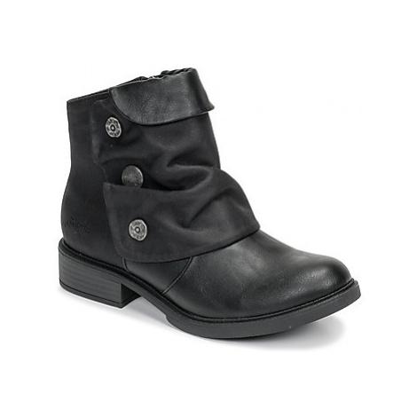 Blowfish Malibu VYNN women's Mid Boots in Black