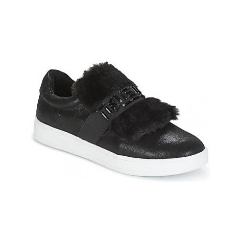 Buffalo NOLETTE women's Slip-ons (Shoes) in Black