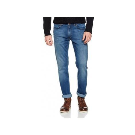Wrangler Greensboro Bright Stroke W15QMU91Q men's Jeans in Blue