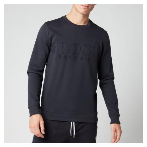 BOSS Men's Heritage Sweatshirt - Open Blue Hugo Boss