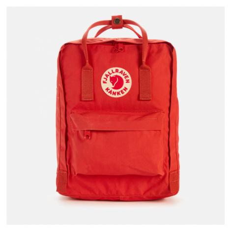 Fjallraven Kanken Backpack - Rowan Red Fjällräven
