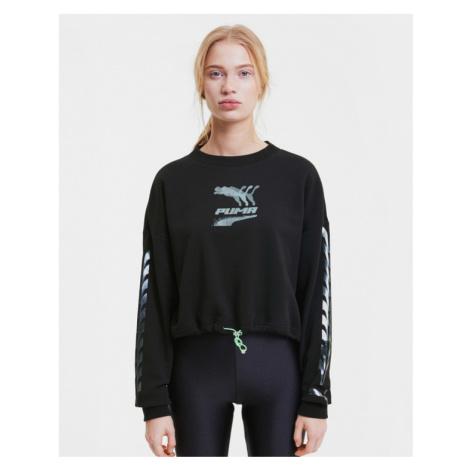Puma Evide Crew Sweatshirt Black