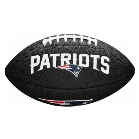 Wilson MINI NFL TEAM SOFT TOUCH FB BL NE - American mini football