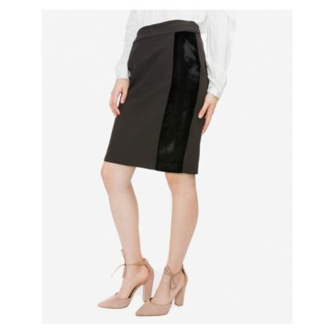 Silvian Heach Alcobaca Skirt Black