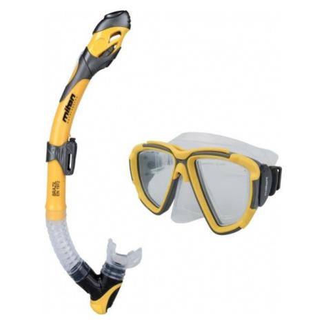 Miton CETO BRAZIL yellow - Diving set