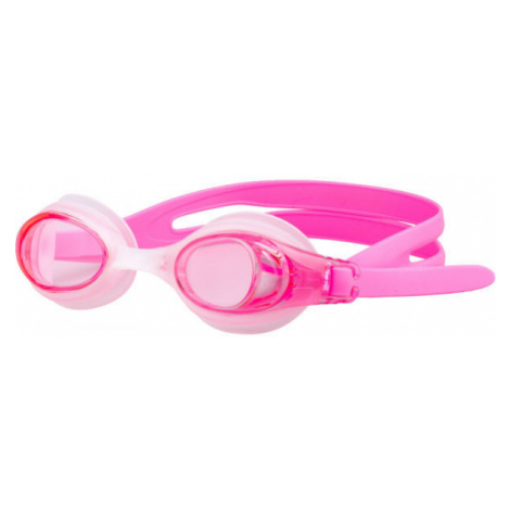 Miton YAM JR pink - Children's swimming goggles
