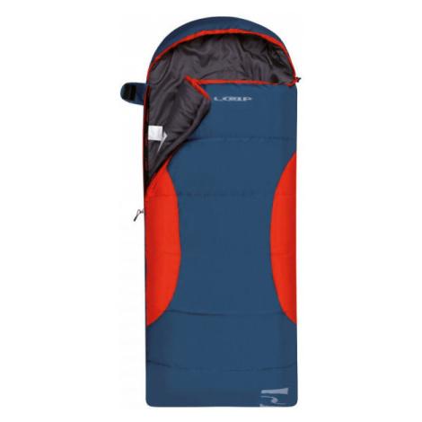 Loap FIEMME KID blue - Kids' sleeping bag