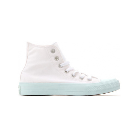 Converse All Star Ctas II HI 155725C women's Shoes (High-top Trainers) in White
