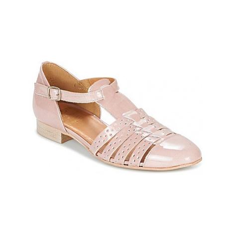 Karston JOBANO women's Sandals in Pink