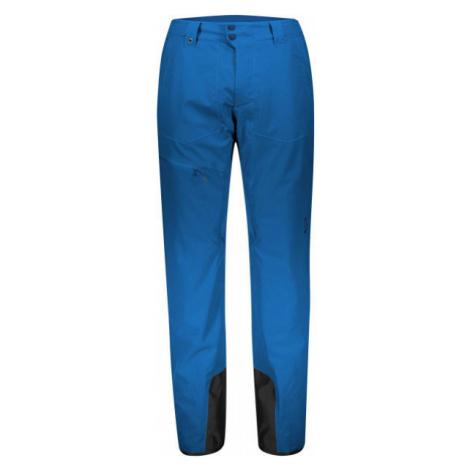 Scott ULTIMATE DRYO 10 blue - Men's ski trousers