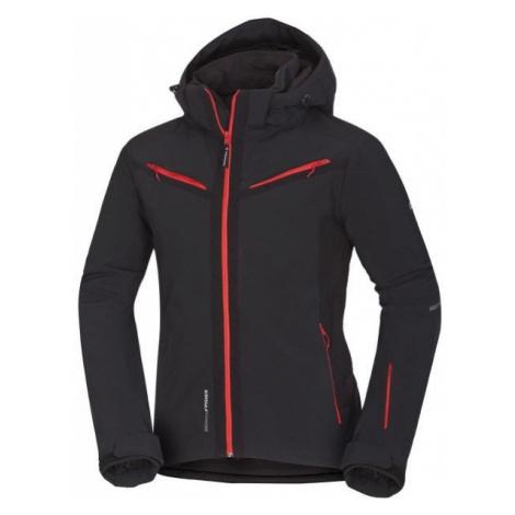Northfinder DASHIELL black - Men's ski jacket