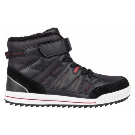 Lewro CUBIQ II black - Kids' winter shoes