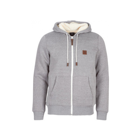Element HEAVY ZH SHERPA men's Sweatshirt in Grey
