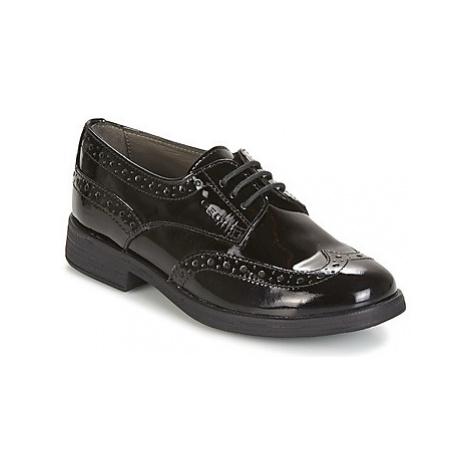 Geox J AGATA C girls's Children's Casual Shoes in Black