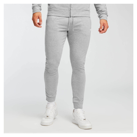 MP Men's Form Joggers - Classic Grey Marl Myprotein