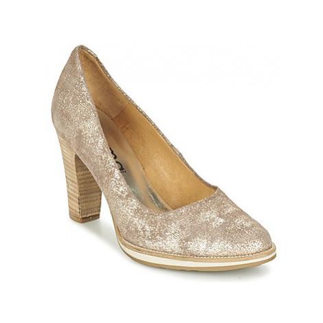 Myma HONSTOU women's Court Shoes in Beige