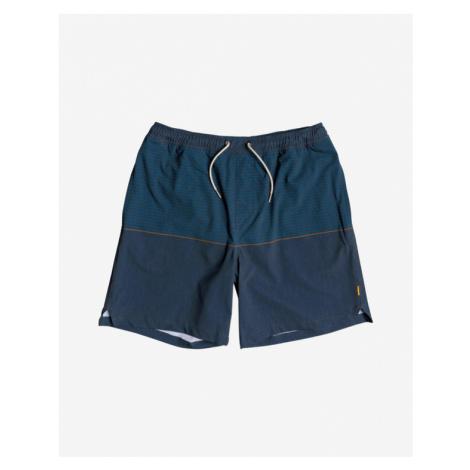 """Quiksilver Waterman Portside 18"""" Swimsuit Blue"""