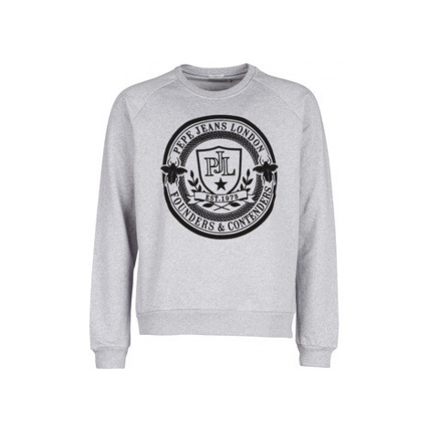 Pepe jeans GABY men's Sweatshirt in Grey