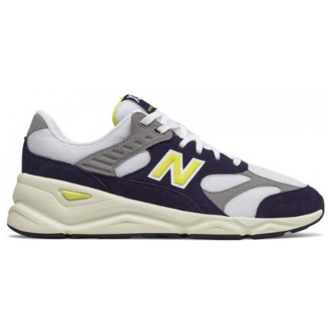 New Balance X-90 Reconstructed Shoes - Pigment/White