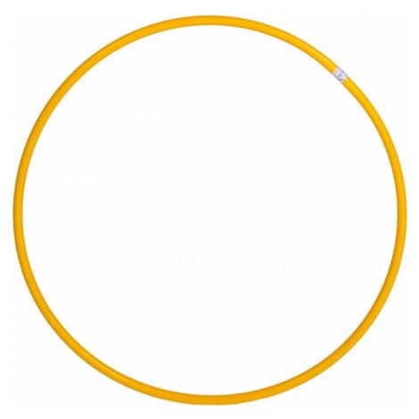 Aress HULAHOP 70 yellow - Gymnastic hoop