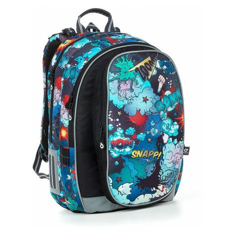 backpack Topgal MIRA 19019 - B/Black - unisex junior