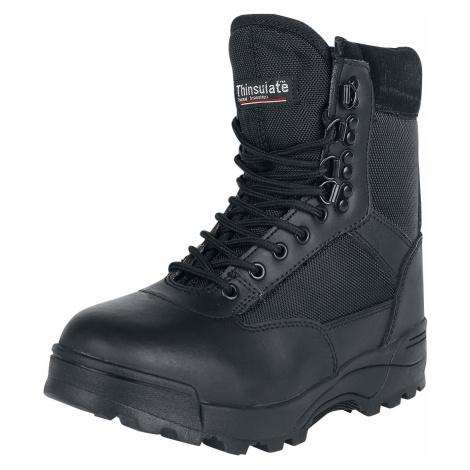 Brandit - Zipper Tactical - Boots - black