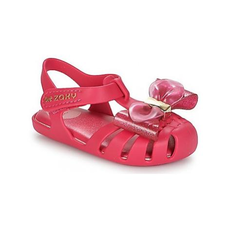 Zaxy GLAMOUR BABY girls's Children's Sandals in Pink