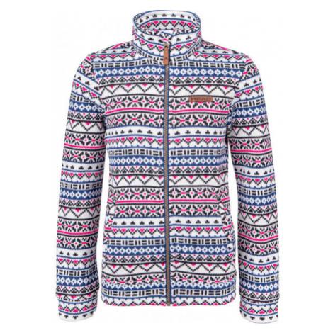 Head OLERON pink - Children's fleece sweatshirt