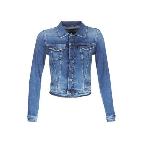 Pepe jeans CORE JKT women's Denim jacket in Blue