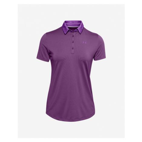 Under Armour Zinger Polo T-shirt Violet