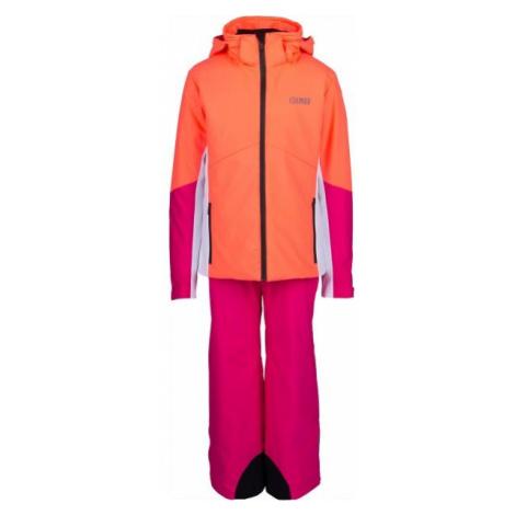 Colmar JR.GIRL 2-PC-SUIT pink - Girls' ski set