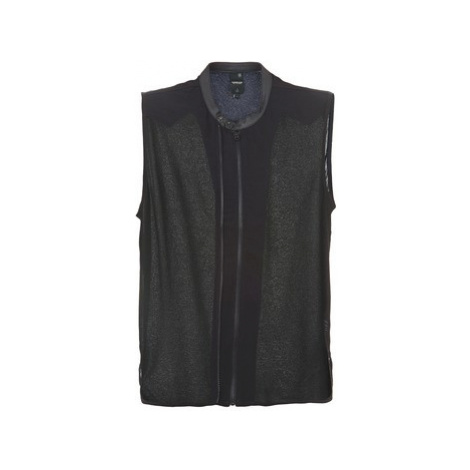 G-Star Raw 5620 CUSTOM women's Blouse in Black