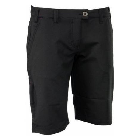 ALPINE PRO TZILA black - Women's shorts