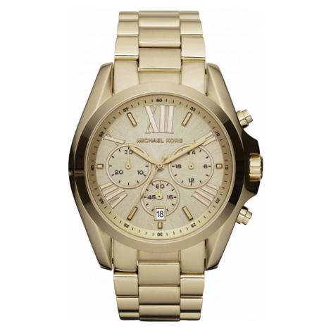 Ladies Michael Kors Bradshaw Chronograph Watch MK5605