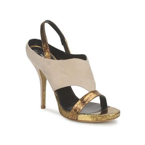 Gaspard Yurkievich T4 VAR8 women's Sandals in Beige