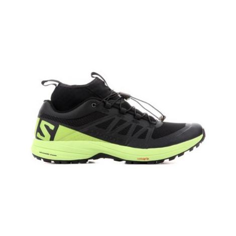 Salomon Mens XA Enduro 392407 men's Running Trainers in multicolour
