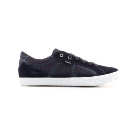 Geox U Smart I U62X2l-01422-C4002 men's Shoes (Trainers) in Blue