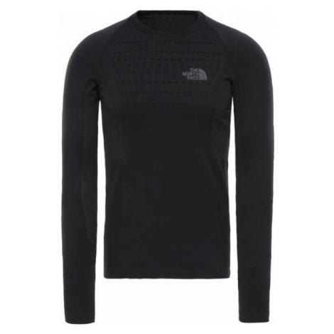The North Face SPORT L/S CR N M black - Men's T-shirt