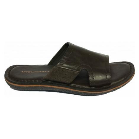 Numero Uno BIKIL brown - Men's slippers