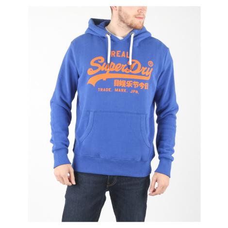 SuperDry Sweatshirt Blue